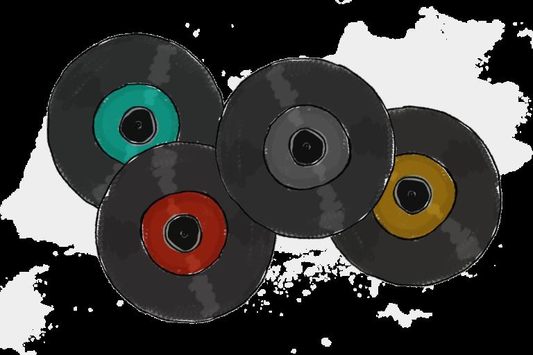 Vinyl Platten Reinigen
