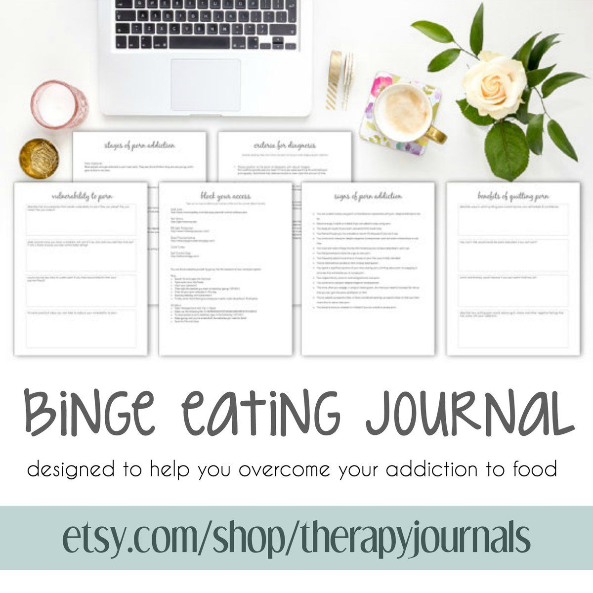 Therapy Journal For Binge Eating Disorder Mentalhealth