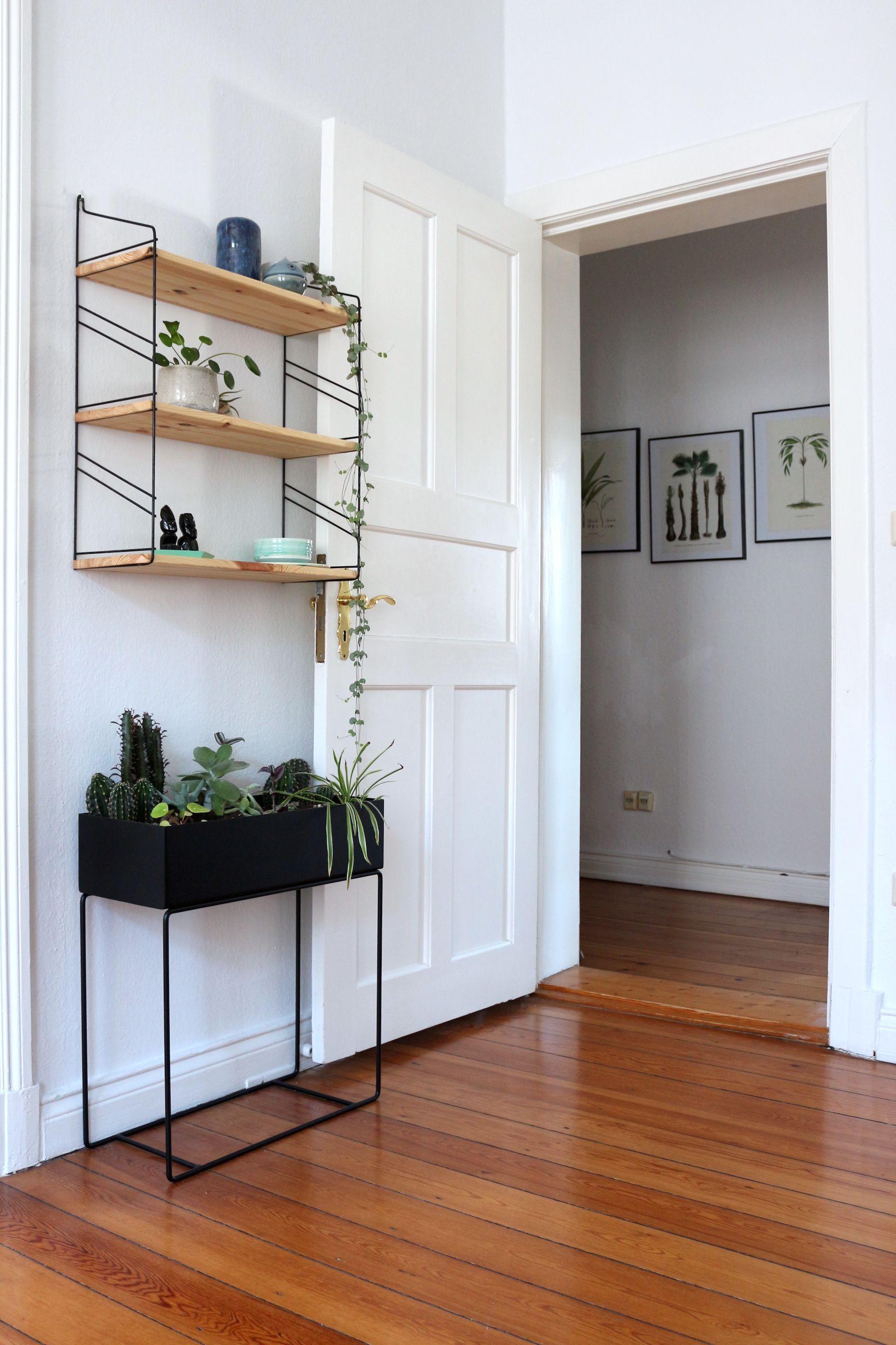 wohnen mit grünen freunden - plant box von ferm living - homestory ... - Home Office Mit Ausblick Design Bilder