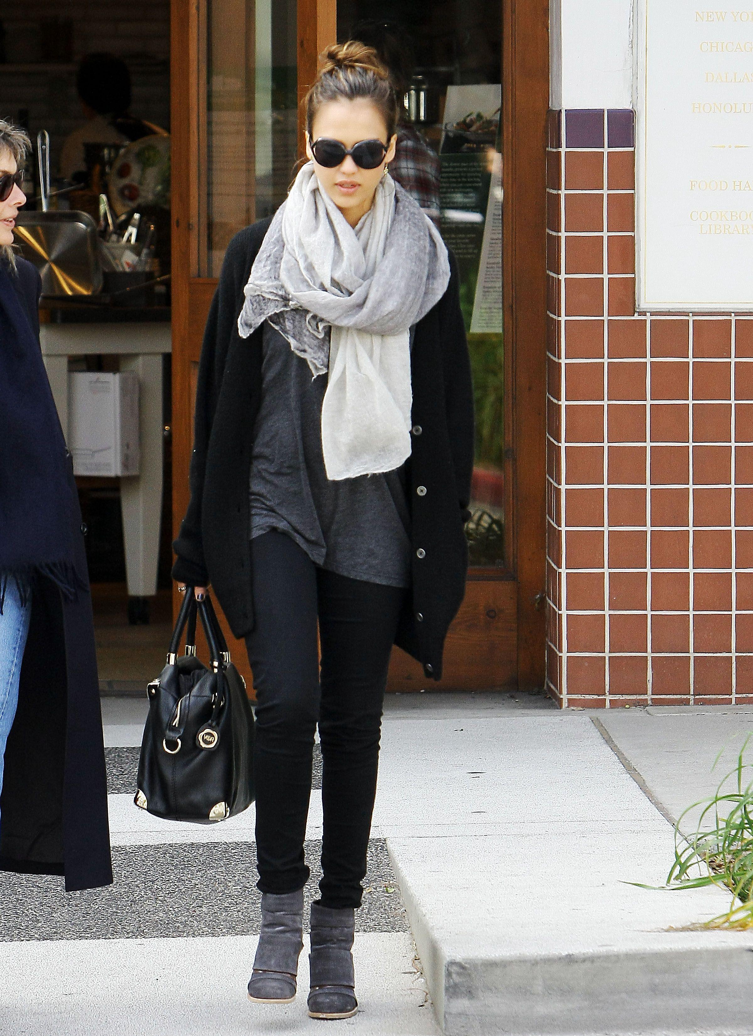 Jessica Alba | Style