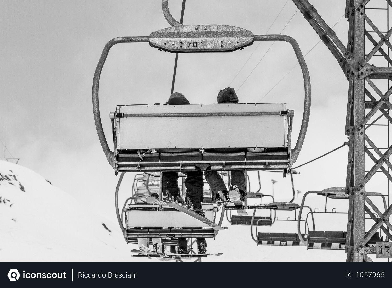 Free rope way photo download in png jpg format skiing