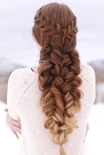 60 Most Popular Ideas for Blonde Ombre Hair Color #ombrehair