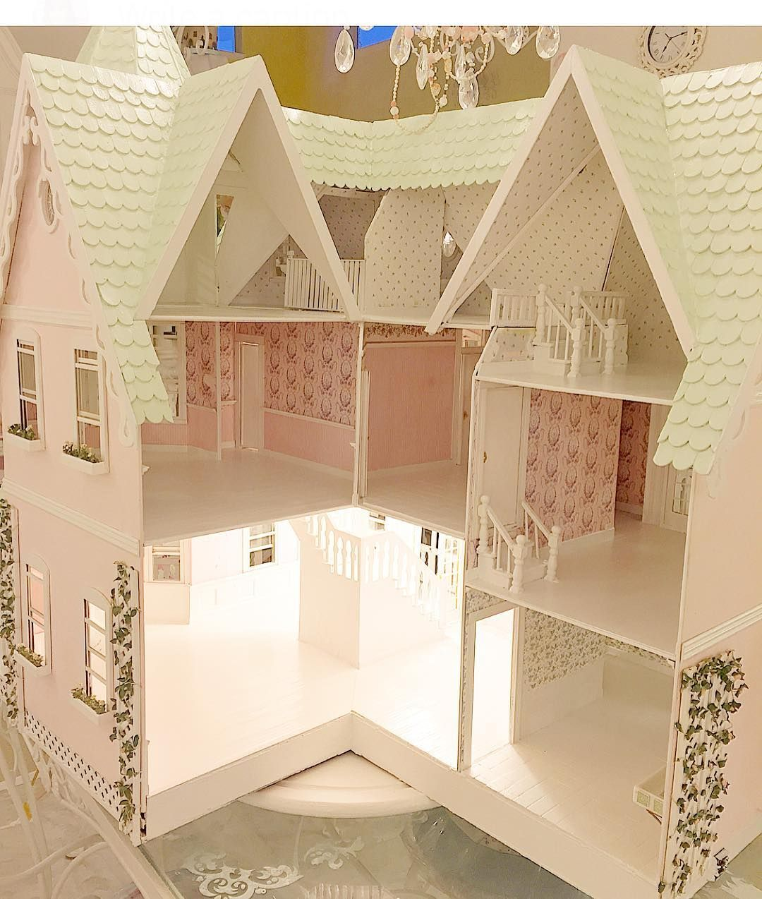 #miniaturedollhouse