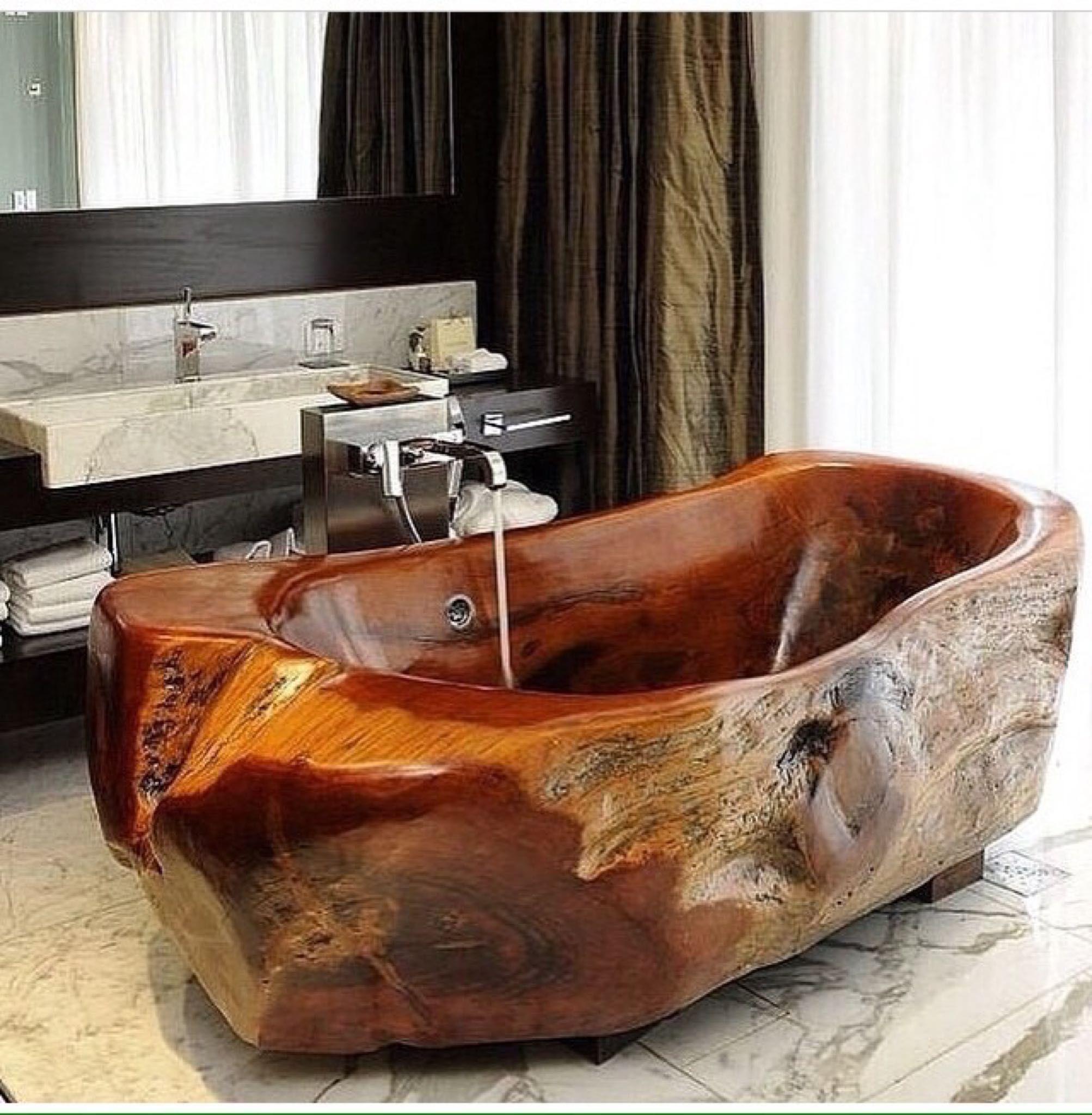 Superb Image Result For Wooden Bathtub