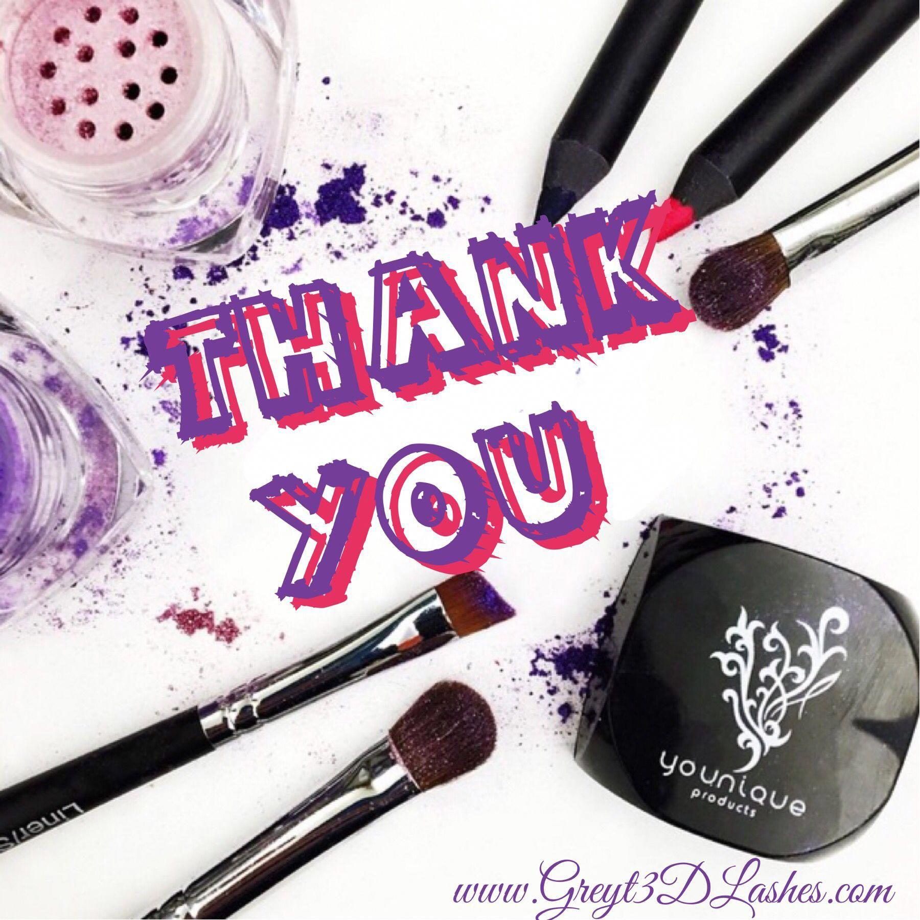 Thank you! Younique Moodstruck 3D Fiber Lashes Mascara
