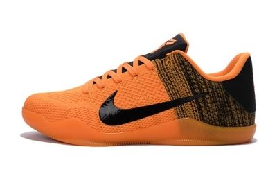 Nike Kobe XI 11 Elite Low ASG All Star Yellow Black Men