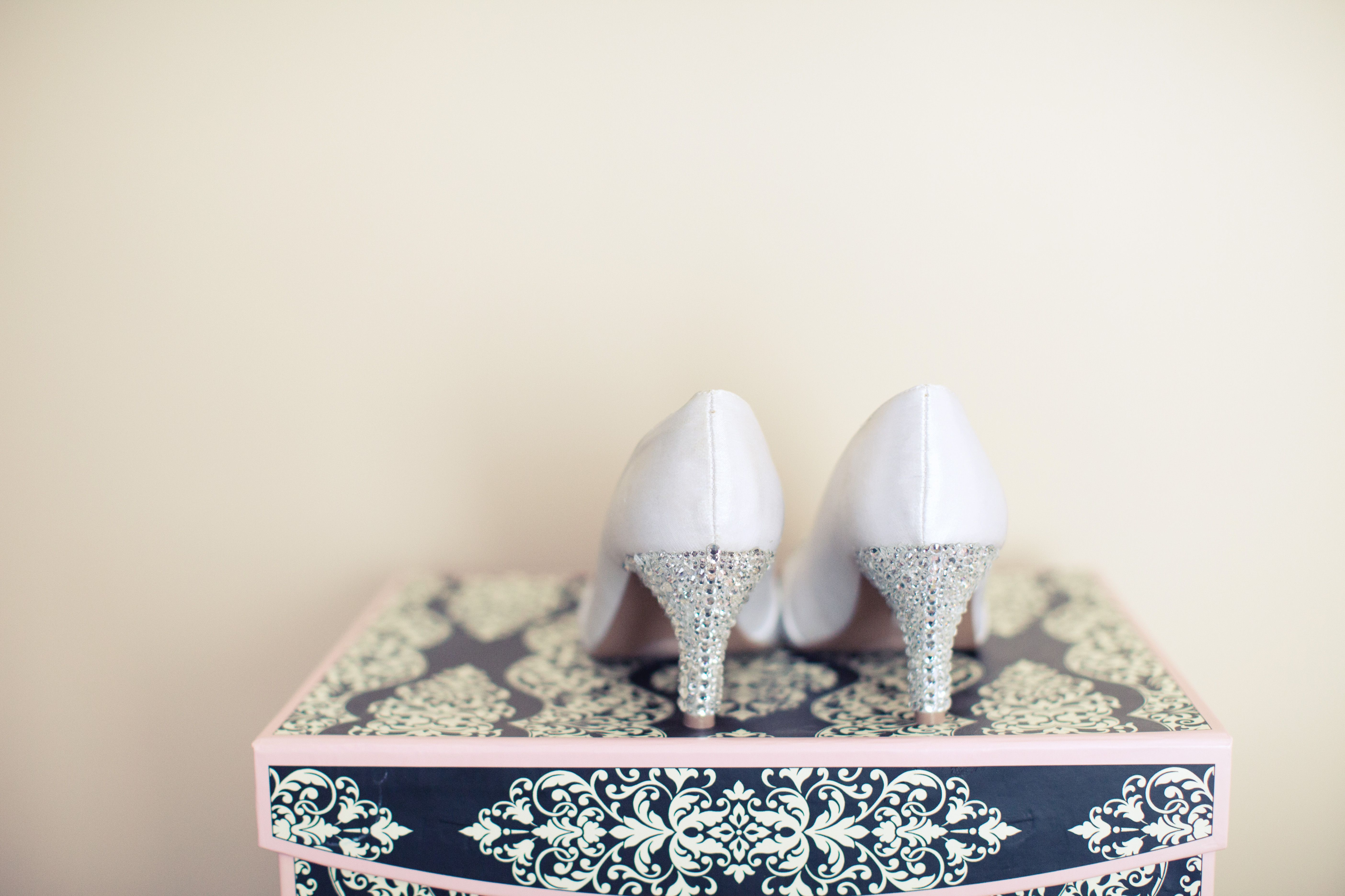 Crystalized Heels :)