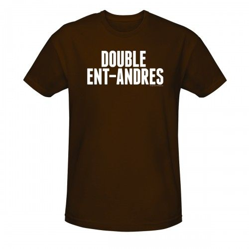 The League Double EntAndres TShirt...I so need one of