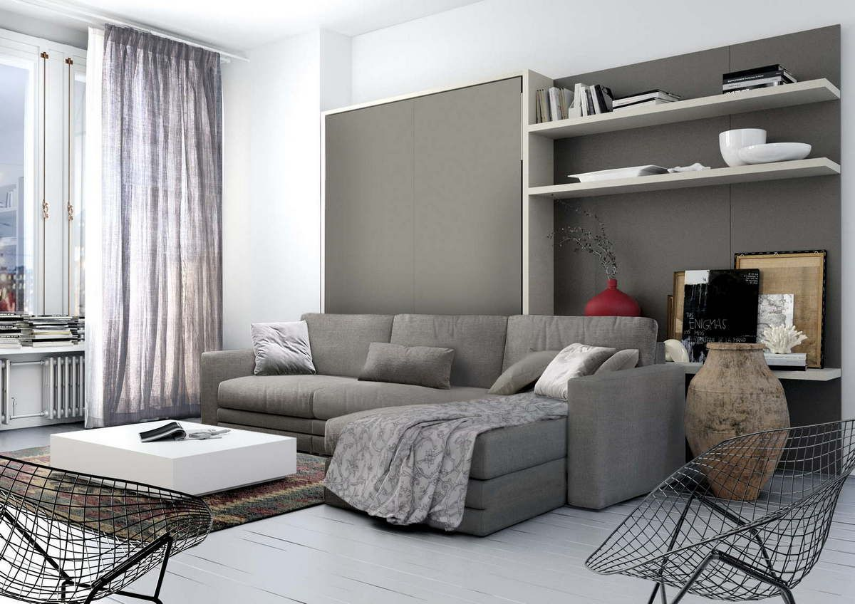 Tumidei Smart Italian Projects, space for living and