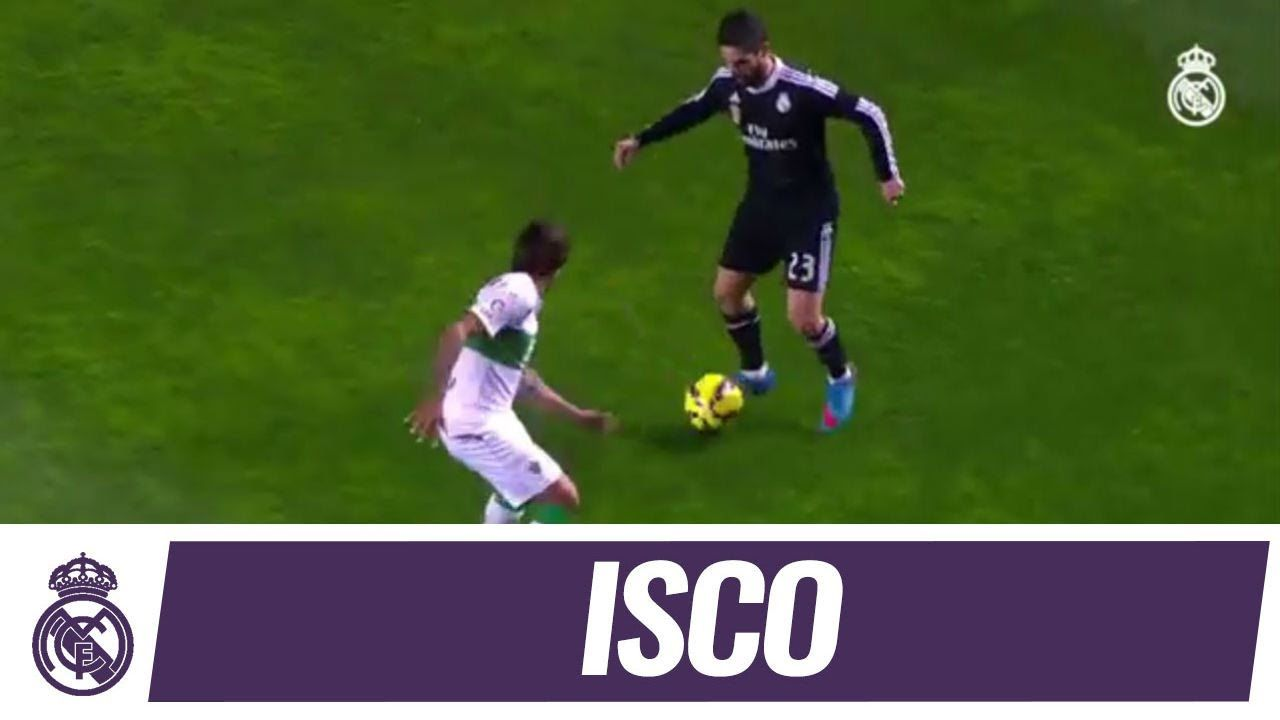 Youtube Relive some of Iscos best assists!