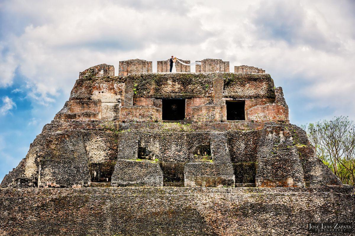 Derek & Megan - San Ignacio Resort & Maya Ruin Wedding - Belize Photographer   Jose Luis Zapata Photography