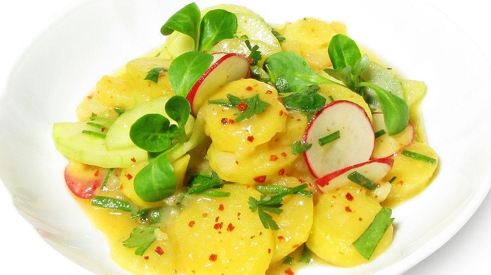 Schuhbeck Kartoffelsalat