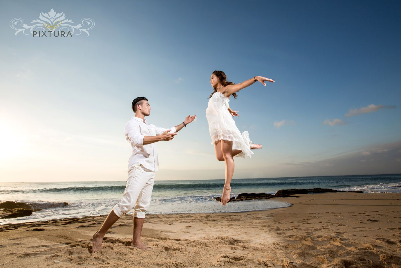 Bali Beach Pre Wedding Shoot By Pixtura On OneThreeOneFour 0