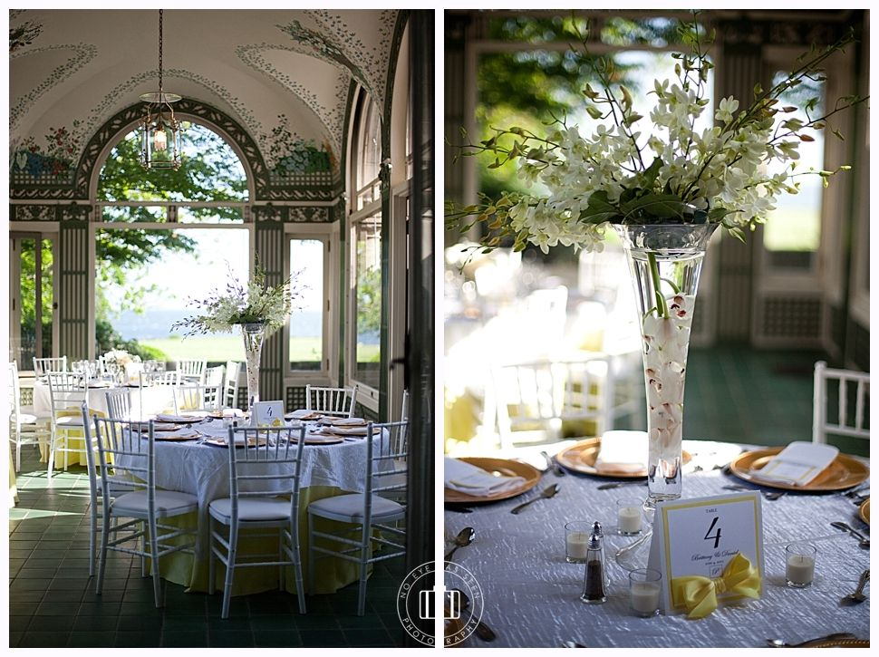 Eolia Mansion At Harkness State Park Wedding