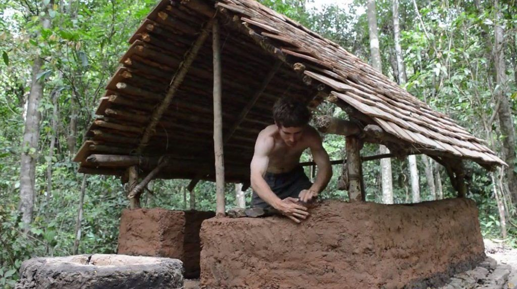 A Walden for the YouTube Age Primitive technology