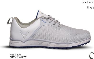 Callaway Apex Lite golfschoenen grijs wit maat 42 | schoenen ...