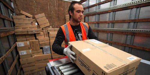 Amazon strikes back at Walmarts free 2-day shipping offer...