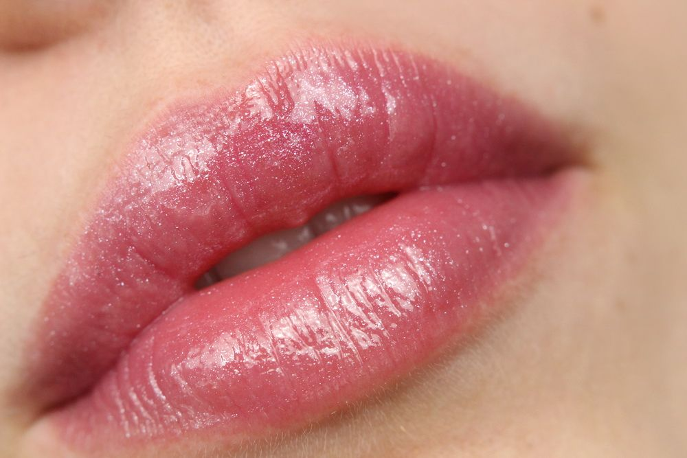 Manhattan OH MY GLOSS! Glamour Berry