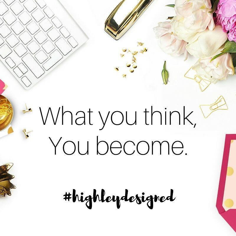What you think you become. Keep it positive!  #quote #typography #graphicdesign #inspiration #flatlay #photography #mompreneur #bossbabe #socialmedia #marketing #blogger #webdesigner #creative #positivevibes #quoteoftheday #picoftheday #smallbusiness