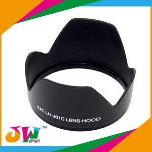 JJC LN-N101 Metal Lens Hood As Nikon 1 HN-N101 Cap Fits HC-N101 For Nikkor 10mm
