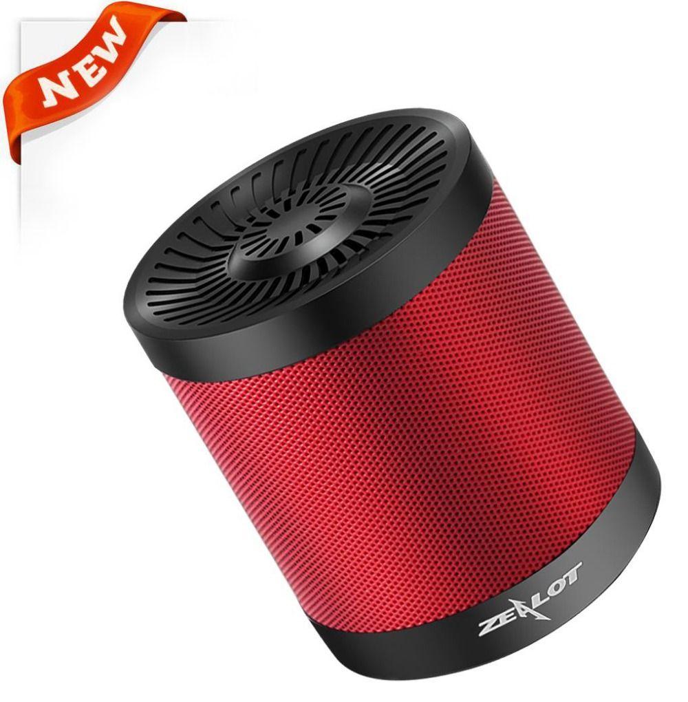 Original Zealot S5 Best Mini Altavoz Bluetooth Speakers Portable Speakers P Portable Mini Speaker Portable Bluetooth Speakers Minis Bluetooth Speakers Portable