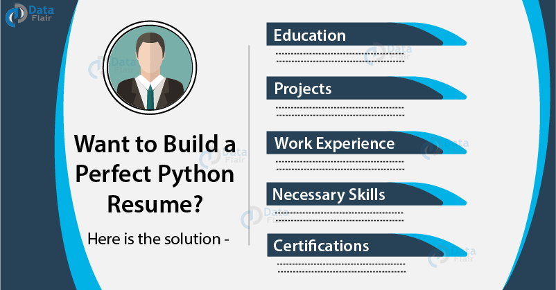Want to create a perfect resume for your Python job