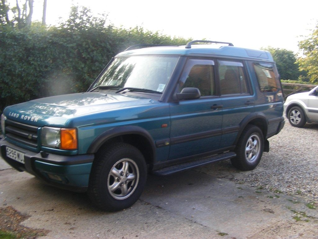 1998 Land Rover Discovery For Sale Lrocom Uk