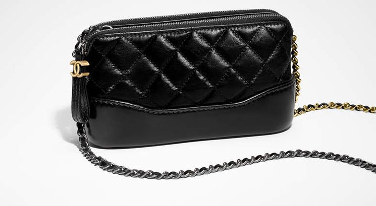 849d667320b4 Chanel Gabrielle Clutch With Chain   Chanel in 2019   Chanel, Chanel ...