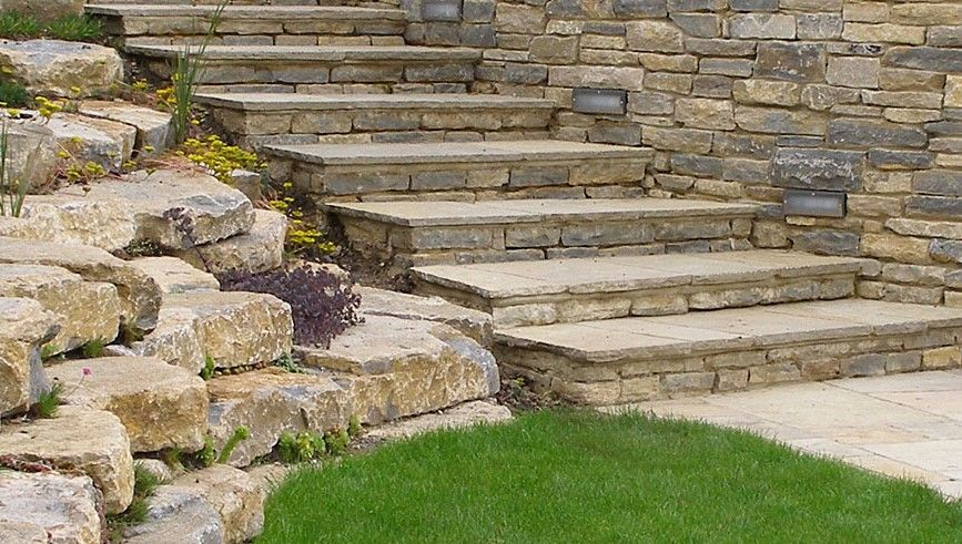 Pete sims garden steps and rockery ideas garden stairs pete sims garden steps and rockery ideas workwithnaturefo