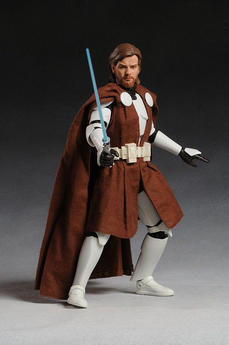 General Kenobi in Clone Armor | Obi-Wan Kenobi and Tatooine by ...