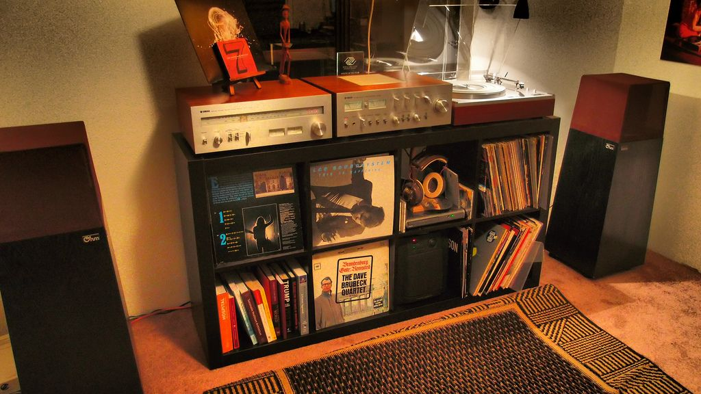Record Collection (Pics of your listening space - AudioKarma