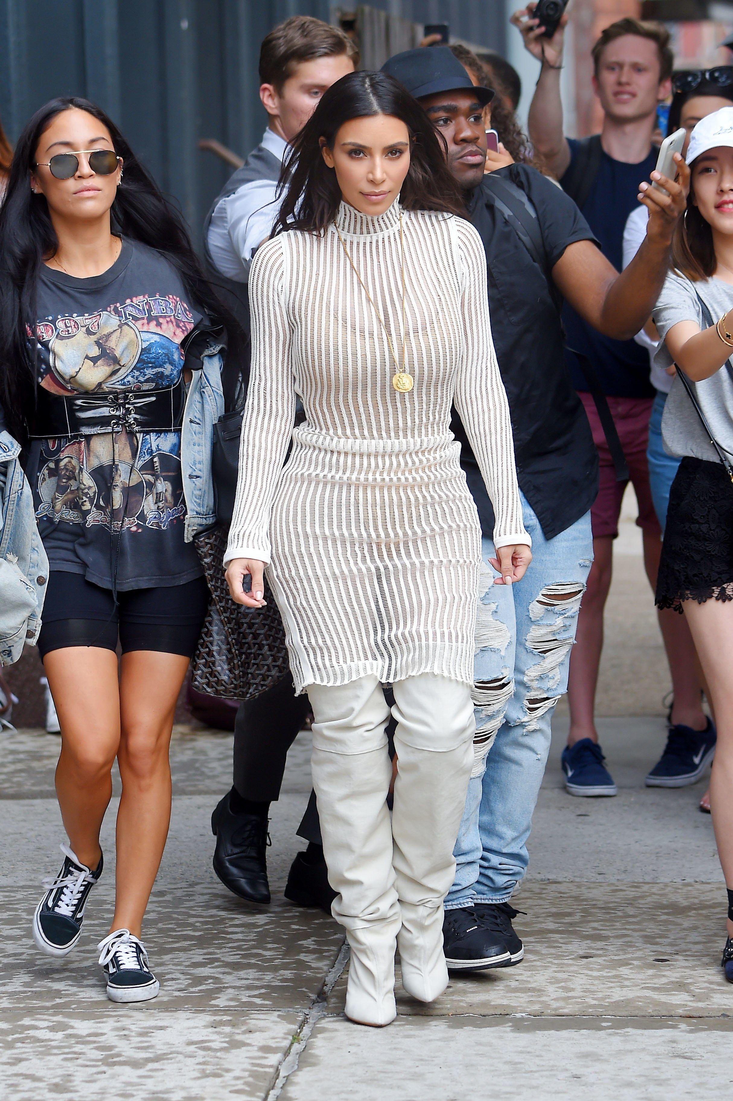 Kim Kardashian Is Truly Having a Fabulous Week Photos | W Magazine
