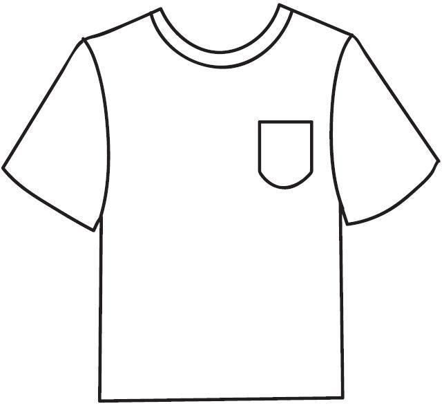 Dibujos de ropa para colorear | dibujos | Pinterest | Colores ...