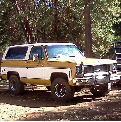 Blazers Gm: 1974 Chevy Blazer -- LMC Trucklife