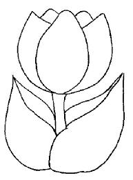 Картинки по запросу цветок раскраска для детей | Цветочные ...