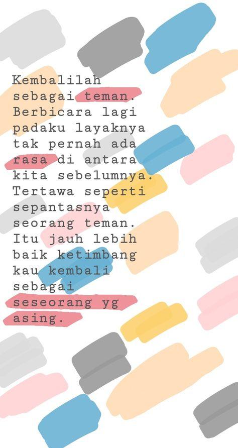 Best Quotes Indonesia Rindu Tumblr 34+ Ideas