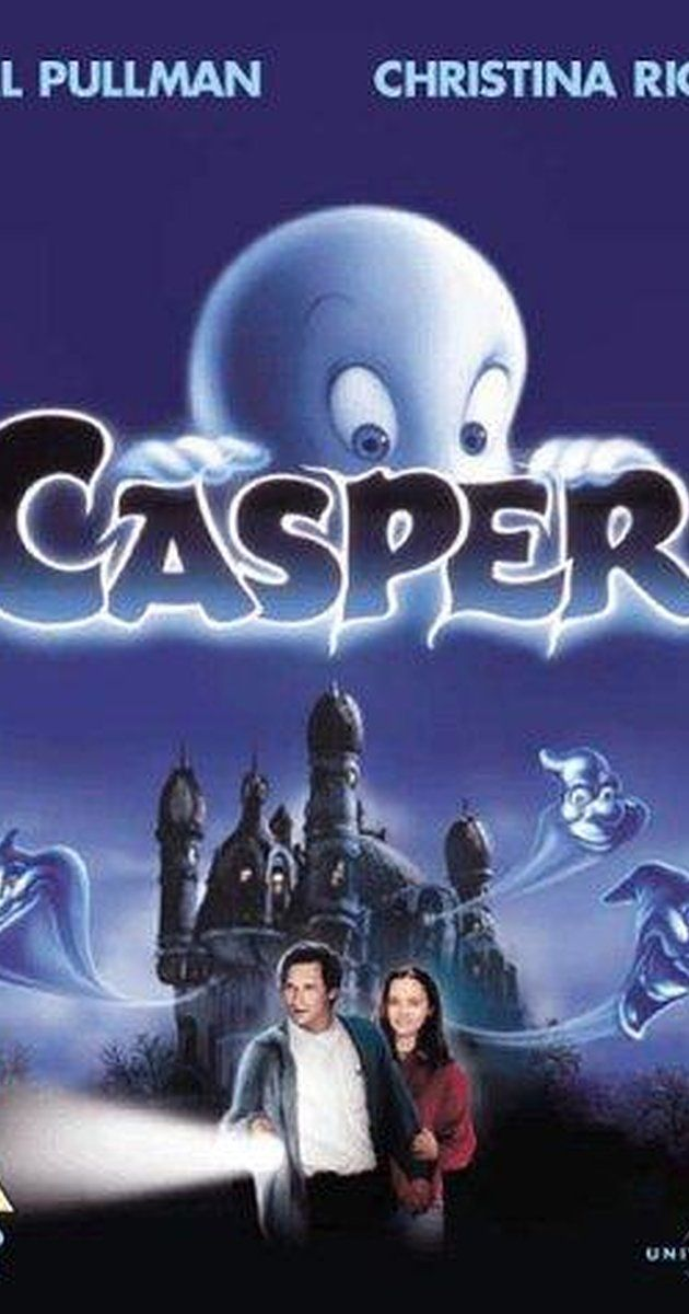 Casper 1995 Kid Movies Kids Movies Top 10 Halloween Movies