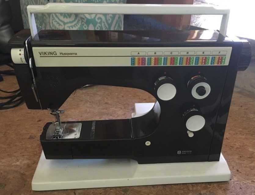 Viking Husqvarna 40 Sewing Machine Instruction Manual Sewing Gorgeous Viking 6440 Sewing Machine