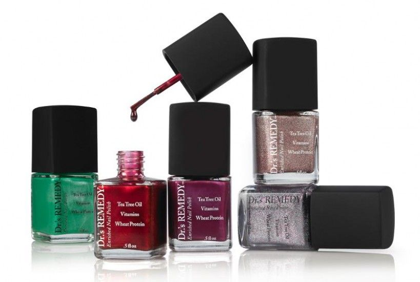 Dr S Remedy Enriched Nail Polish Bubbles In Nail Polish Nail Polish Toenail Fungus