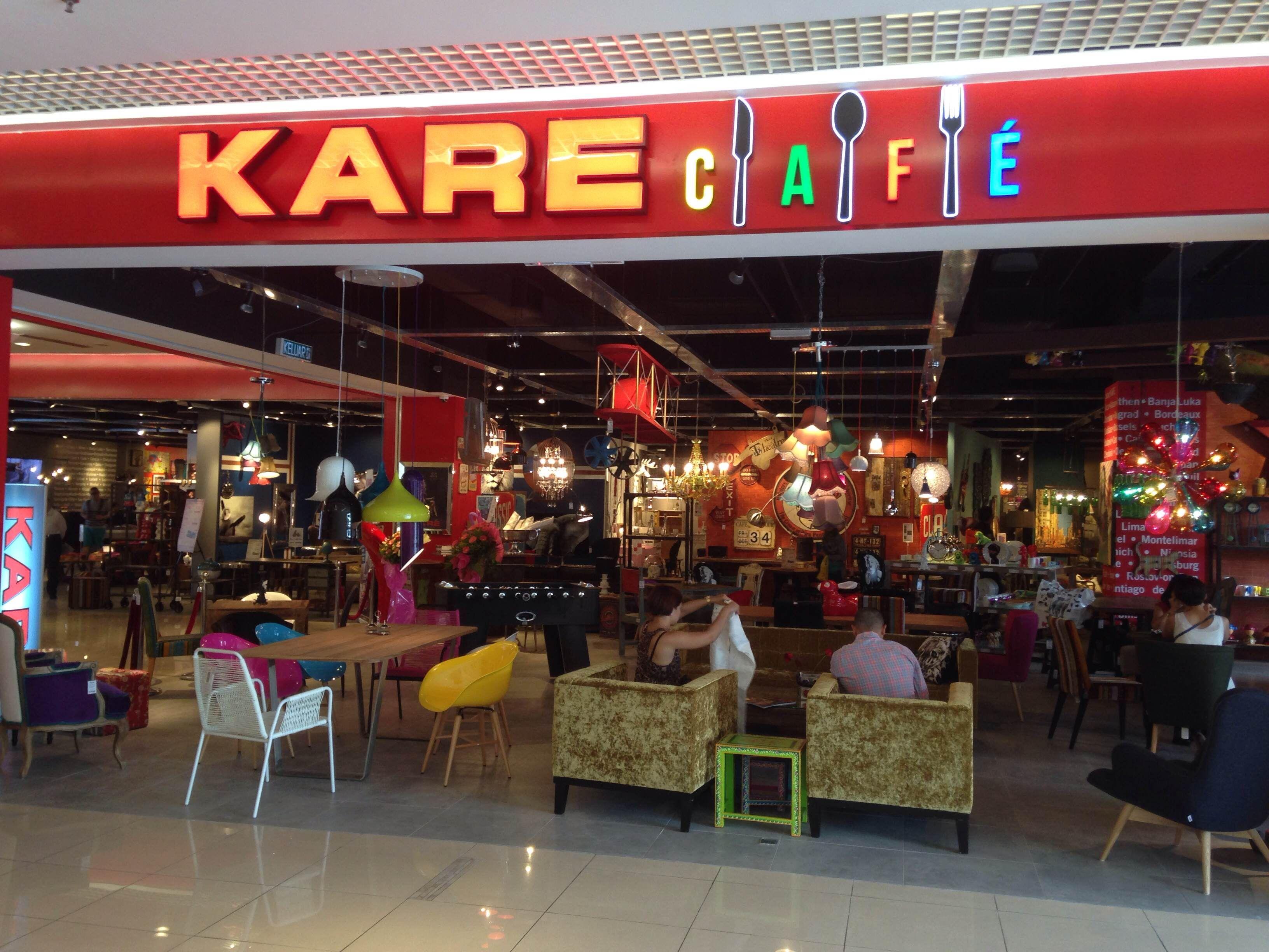 Kare Cafe In Kuala Lumpur In Selangor Malaysia