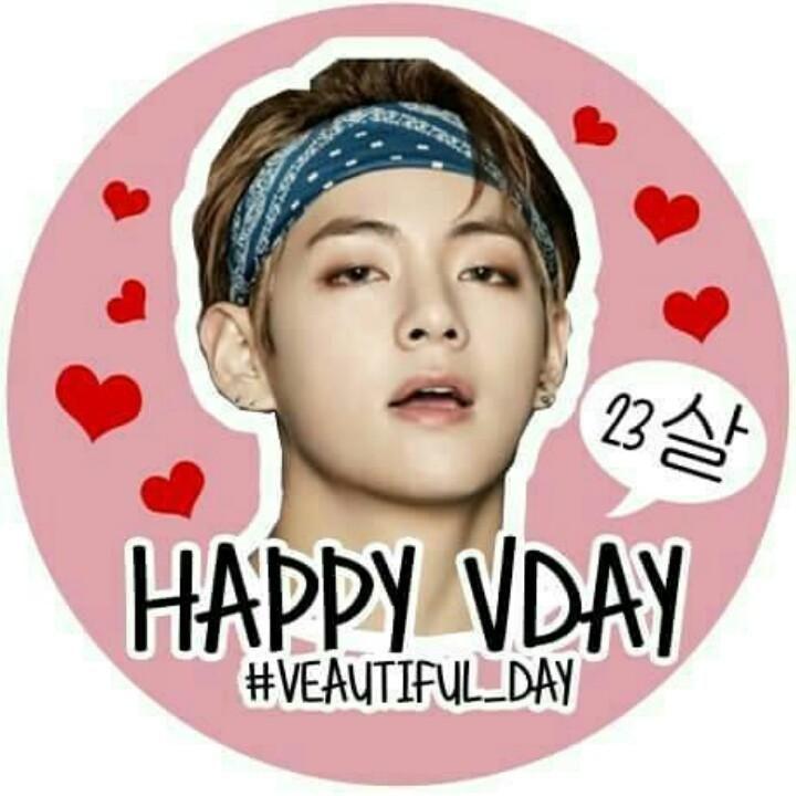 #VeautifulDay #WepurpleUTaehyung bts tae Taehyung birthday v cute #taehyungbirthday