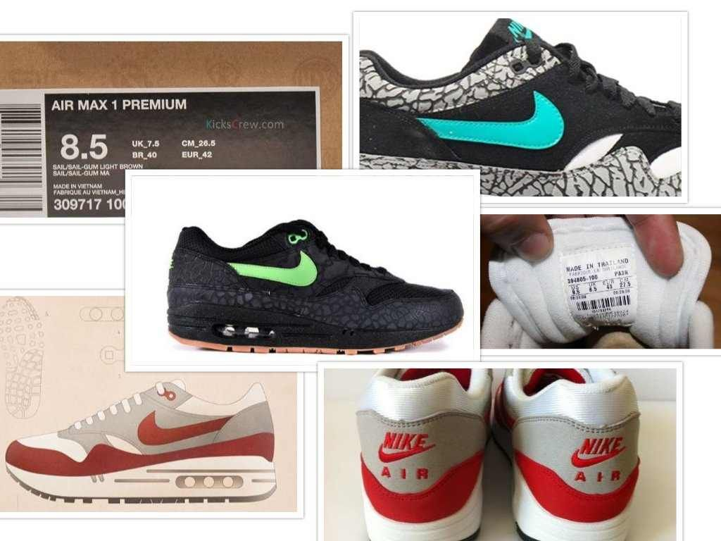 How to Tell if Nike Air Max Shoes are Fake | The Best Womens