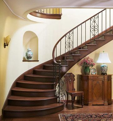 Best Staircase Design Ideas Staircase Design Curved 400 x 300