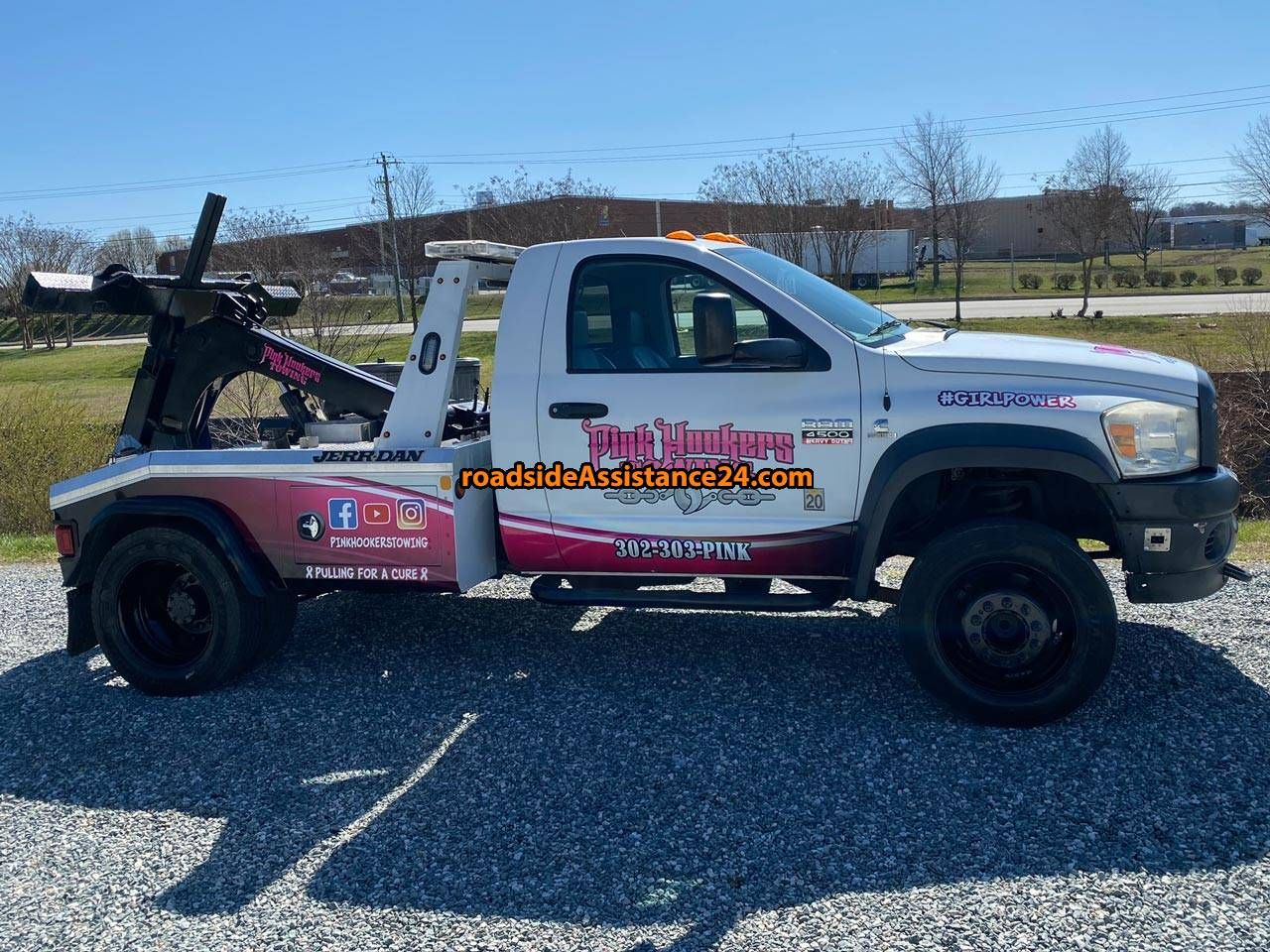 Pin On All Things Tow Trucks