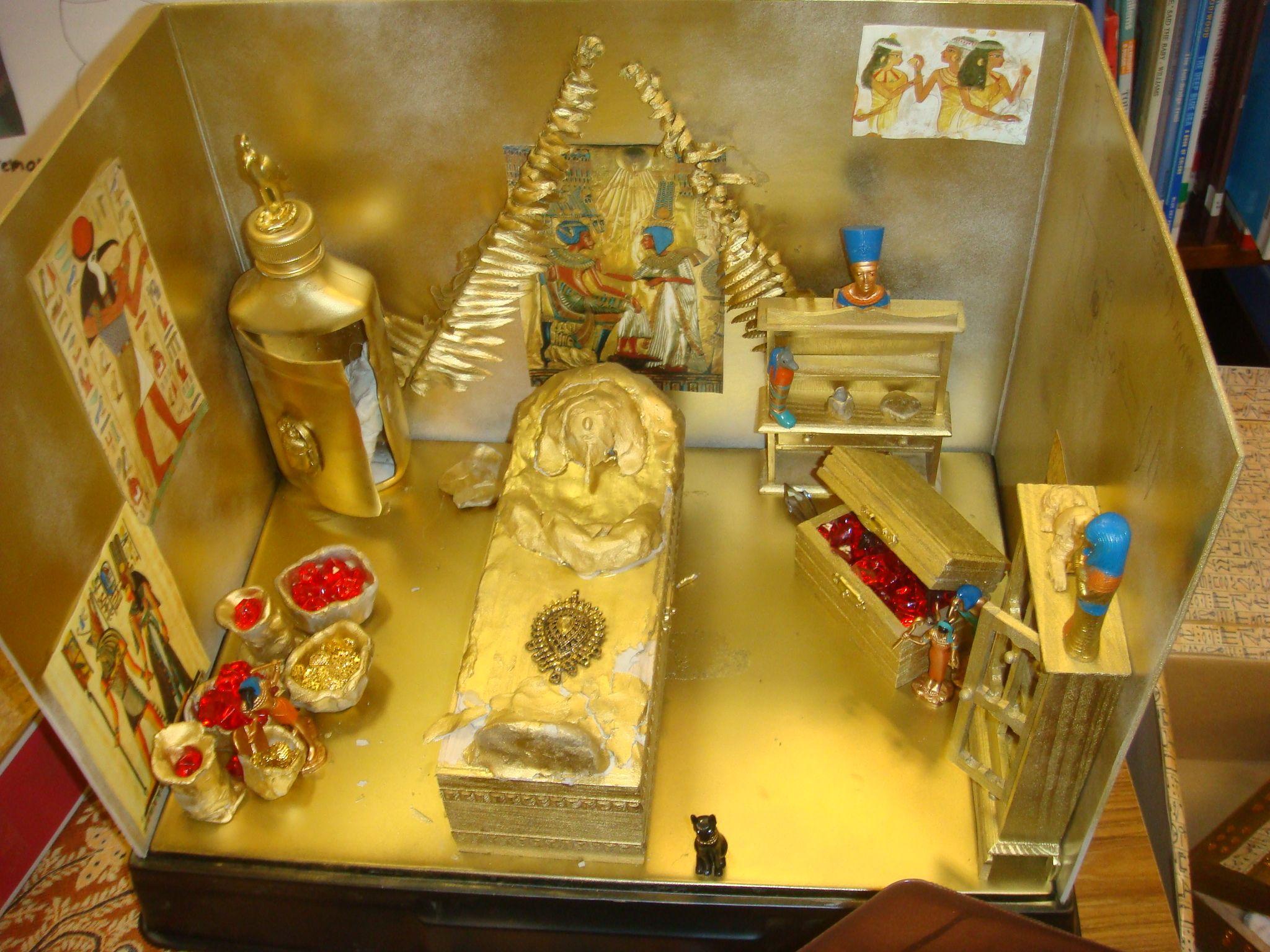 Tomb School Project