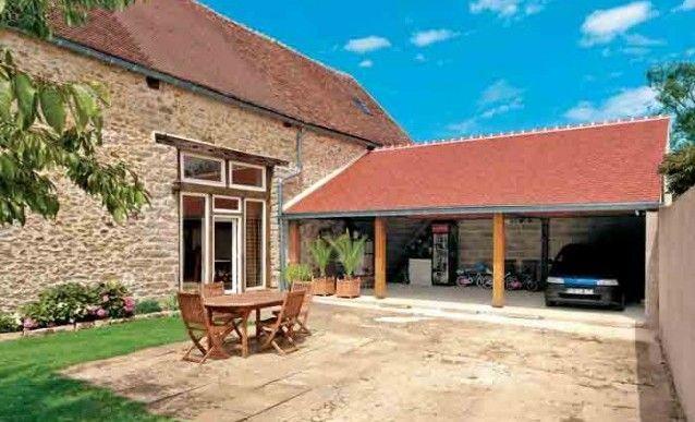 Réaliser un grand abri dans le jardin Preau, Lecteur et Jardins