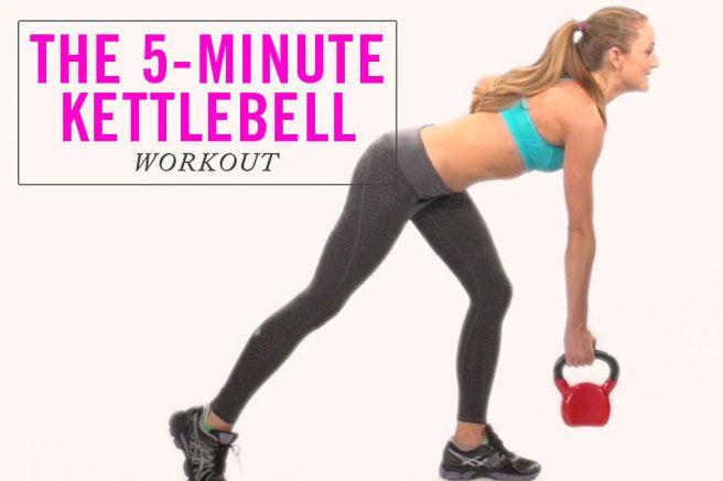 4 Kettlebell Exercises That Burn Major Calories