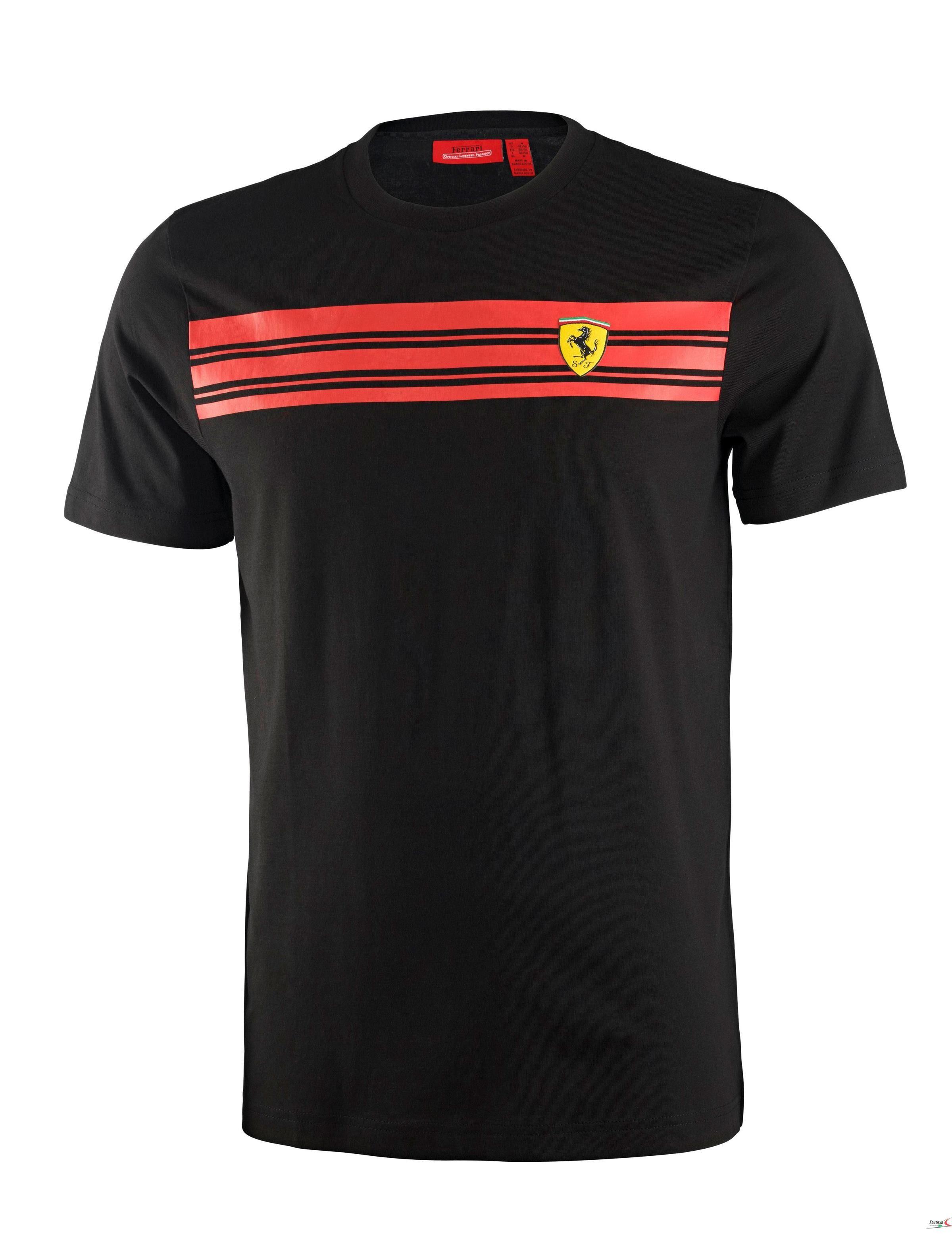 63824b71 Puma Men's Ferrari dryCELL T-Shirt - Black XL | Products | Puma mens, Puma  outfit, Shirts