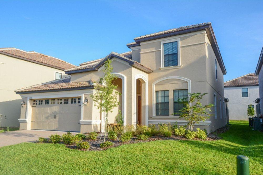 Championsgate 211 6 Bedroom Villa In Florida Top Villas Florida Villas Vacation Home Holiday Home