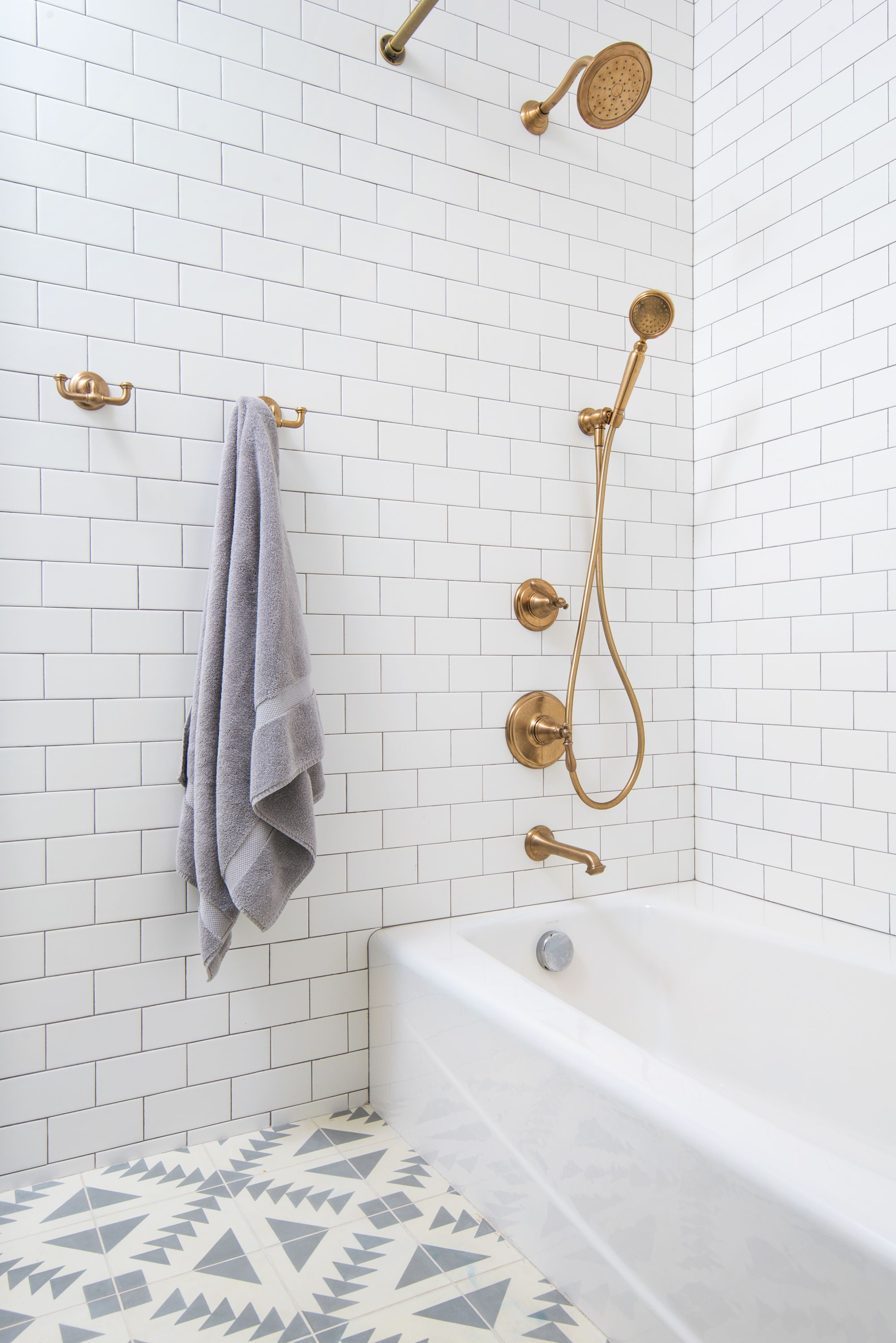 by tsai styling sandie interior pin design bathroom fixtures gold